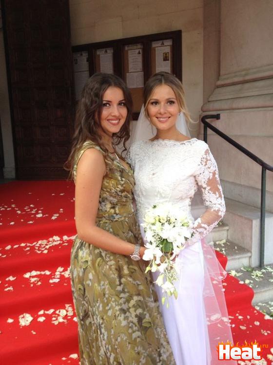 Маша Кожевникова скрыто повенчалась в Ницце