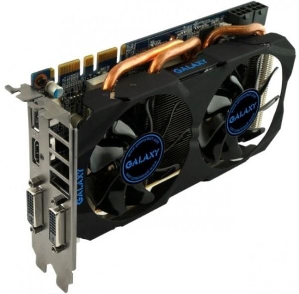 Галакси предложит клиентам карту памяти GeForce GTX 760 Мини