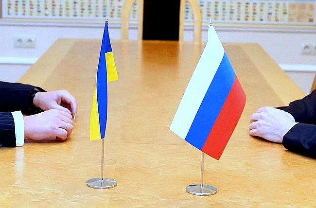 29% жителей России полагают Украину территорией РФ
