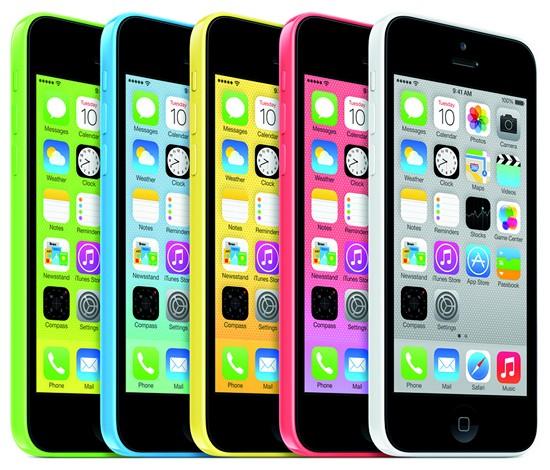 Эпл Айфон 5C продемонстрировали официально