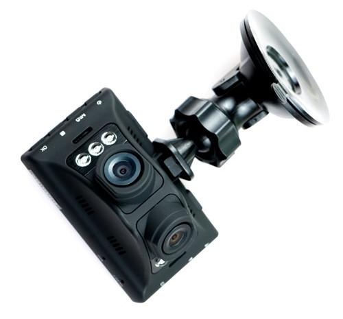 Gmini MagicEye W20Twin: видеорегистратор с углом осмотра 180°