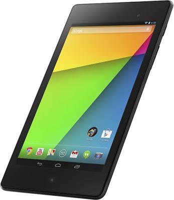 Google начала поставки планшетника 4G LTE Nexus 7