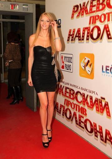 Наталья Ходченкова сообщила, как сумела сбросить лишний вес