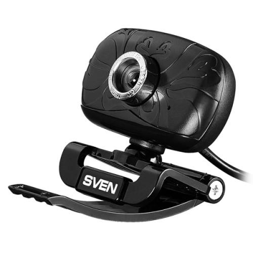Sven продемонстрировала веб-камеру с гарнитурой
