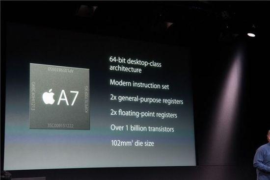 Эпл расскрыла детали о новом мобильном микрочипе