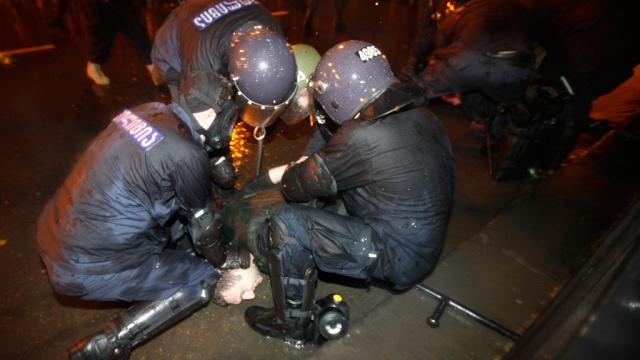 В Грузии житель России приоткрыл перестрелку по полицейским