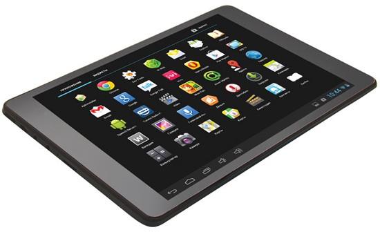 Ritmix продемонстрировала четырёхъядерный планшетник шириной 7,6 миллиметров