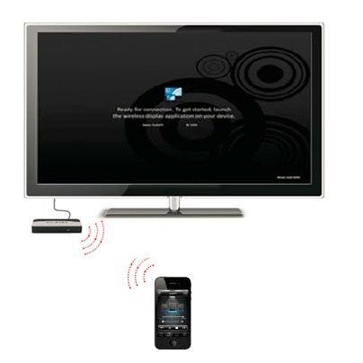 Netgear продемонстрировала беспроводной адаптер с протоколом Miracast