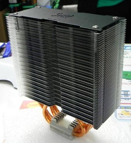 Scythe Kotetsu: CPU-кулер для среднего расценочного сектора