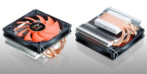 Xigmatek продемонстрировала незначительный CPU-кулер с технологией H.D.T.