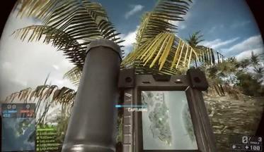 Battlefield 4 - геймплей с минометом (ВИДЕО)