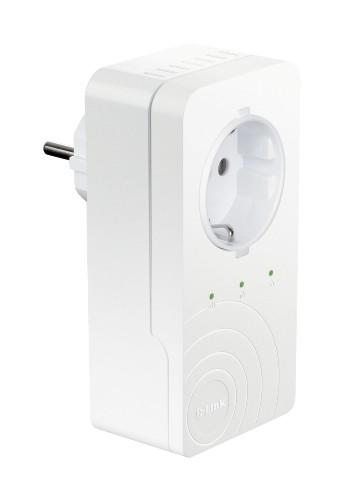 D-Link продемонстрировала Powerline-устройства для бытовой сети