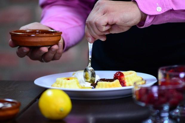 Испытанный рецепт оперативного и калорийного завтрака