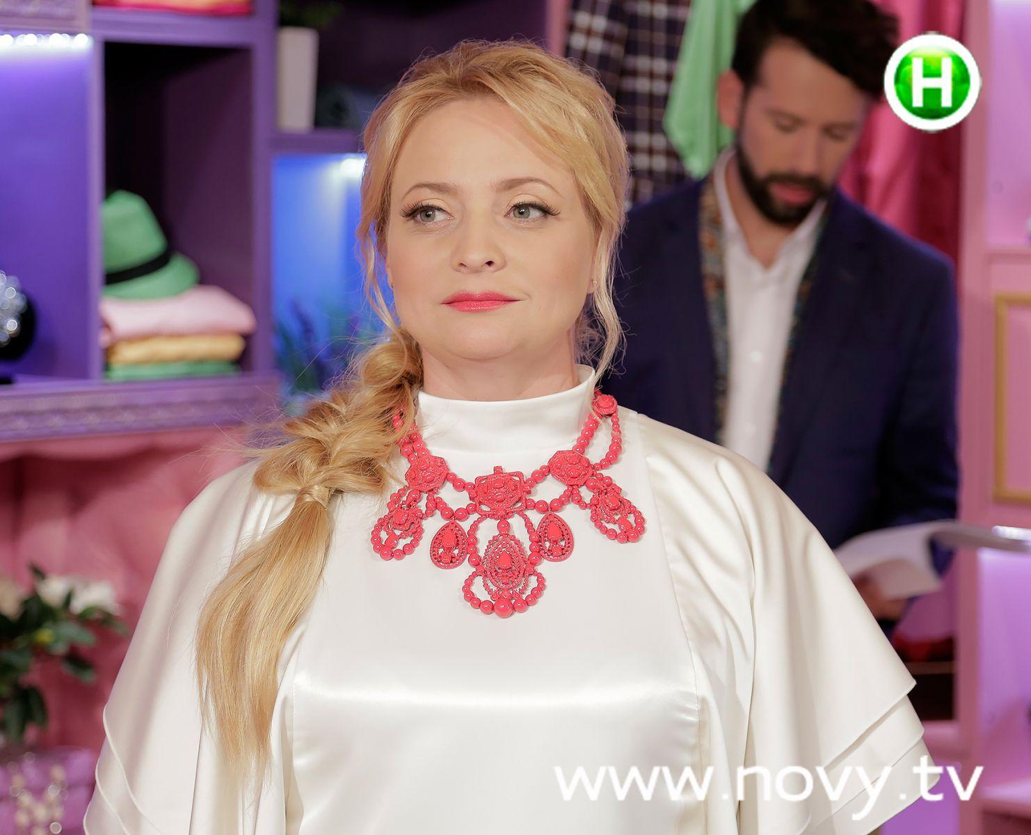 Наталья Пермякова надеваться по советам супруга