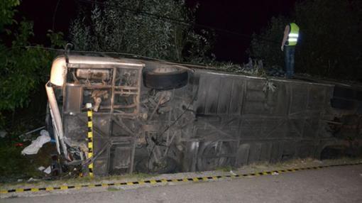 В Румынии в ДТП были убиты российские путешественники