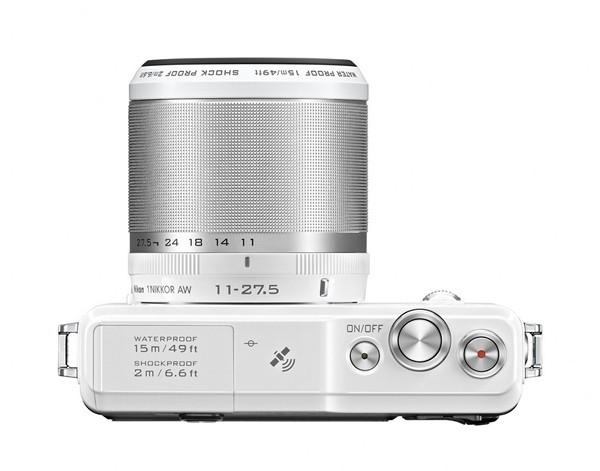 """Nikon продемонстрировала первую во всем мире защищённую """"беззеркалку"""""""