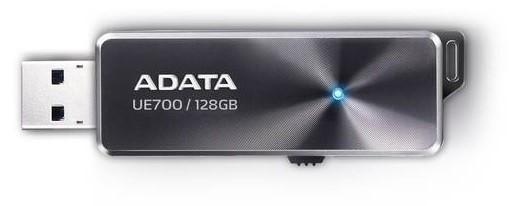 Adata: ёмкость накопителя поднята до 128 Гигабайт