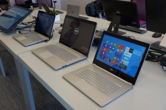 Узкие и легкие компьютеры Dell Inspiron 7000