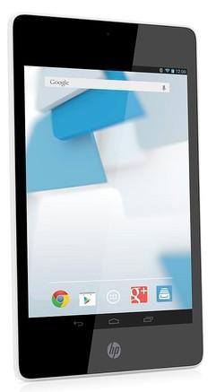 Анонс четырёх Android-планшетов от HP