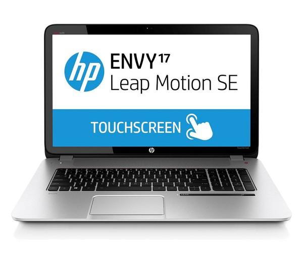 Технологии грядущего: HP Envy 17 Leap Motion SEи Spectre