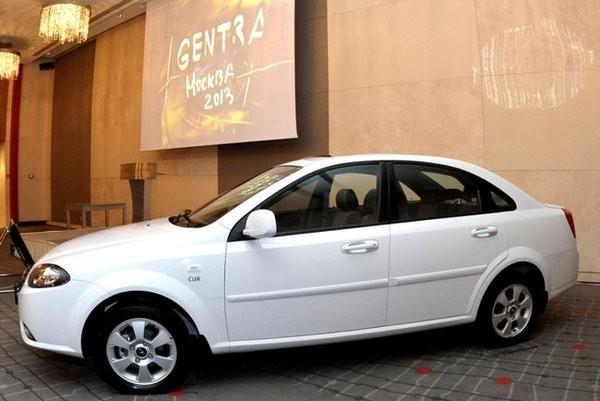 На Украине был замечен свежий подходящий авто Деу
