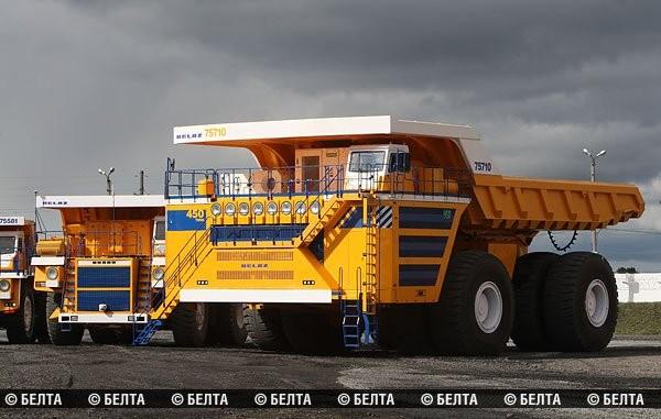 Сконструирован крупнейший во всем мире авто (ФОТО)