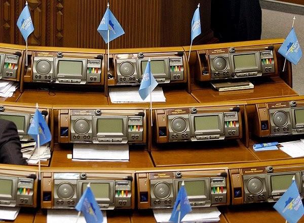 Регионалы после команды проголосуют за волю Тимошенко