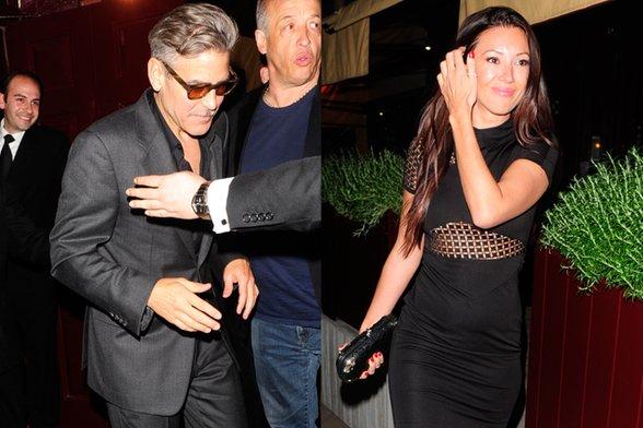 Сердце Джорджа Клуни больше не свободно