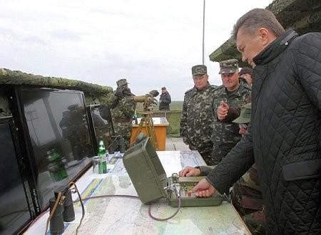 Янукович, алая клавиша и загадка пропавших браконьеров. ФОТО