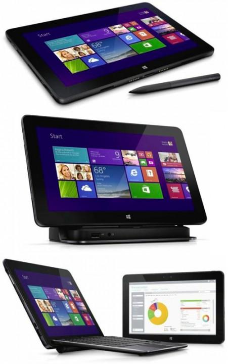 """Производительный 10,8"""" планшет-ноутбук на Виндоус 8"""