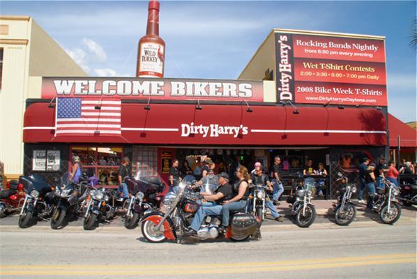 Митинг байкеров в Соединенных Штатах завершился стрельбой и арестом