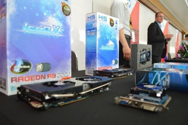 Версии адаптеров Radeon R7 и R9 от компаньонов AMD