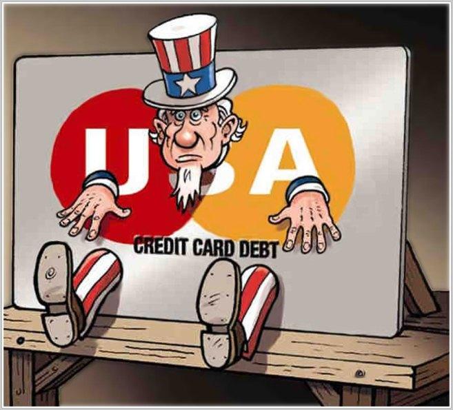 Вывод повальной депрессии и обвал доллара США после дефолта США
