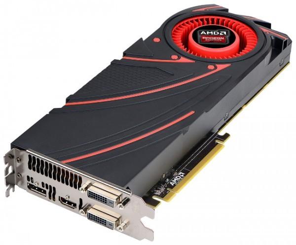 Адаптеры Radeon R9 и R7 от AMD уже продается