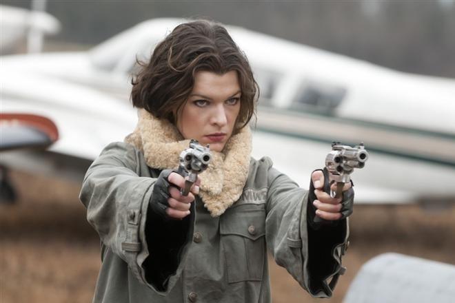 Милла Йовович поохотится на бандитов