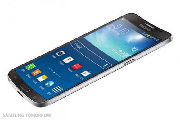 «Самсунг» продемонстрировала первый во всем мире эластичный телефон (ФОТО)