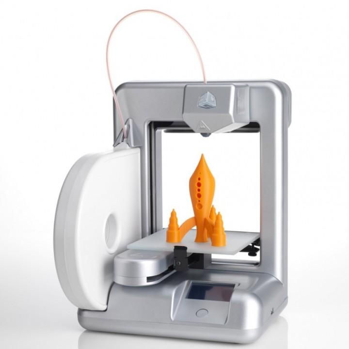 Бытовые 3D-принтеры от  Media Markt