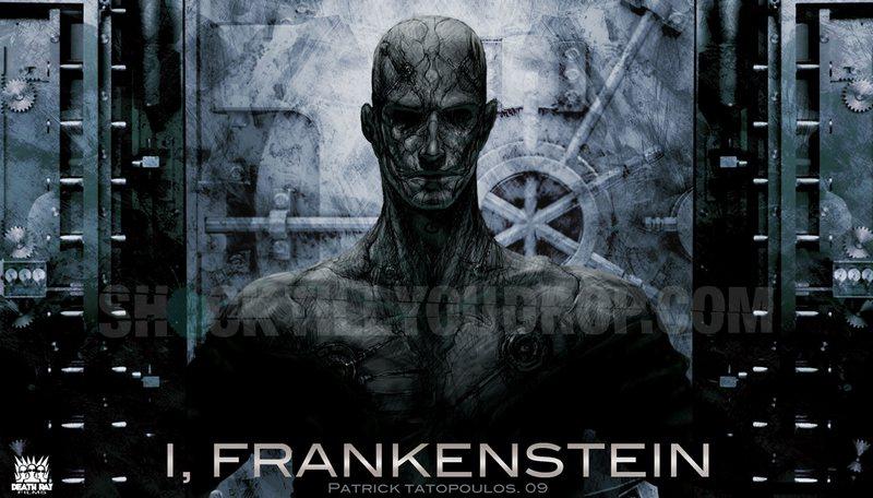 "Трайлер ""Я, Франкенштейн"" обогнал трайлер ""Хоббита 2"""