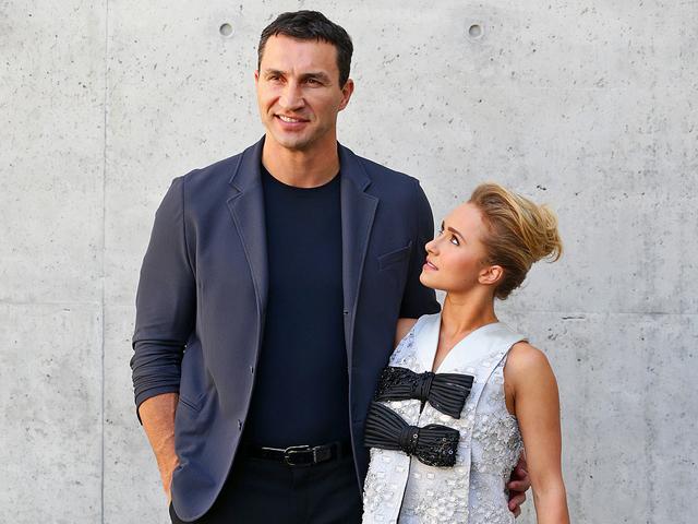 Свадьба Владимира Кличко и Хайден возможно будет 14 декабря