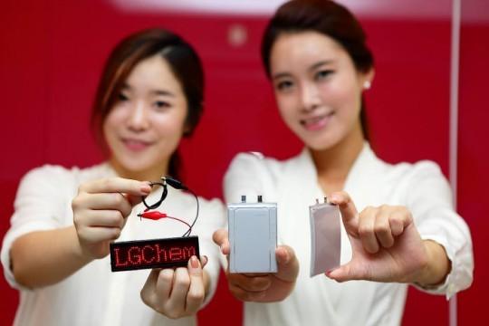Ступенчатые, меандрические и проводные батареи от «ЭлДжи»