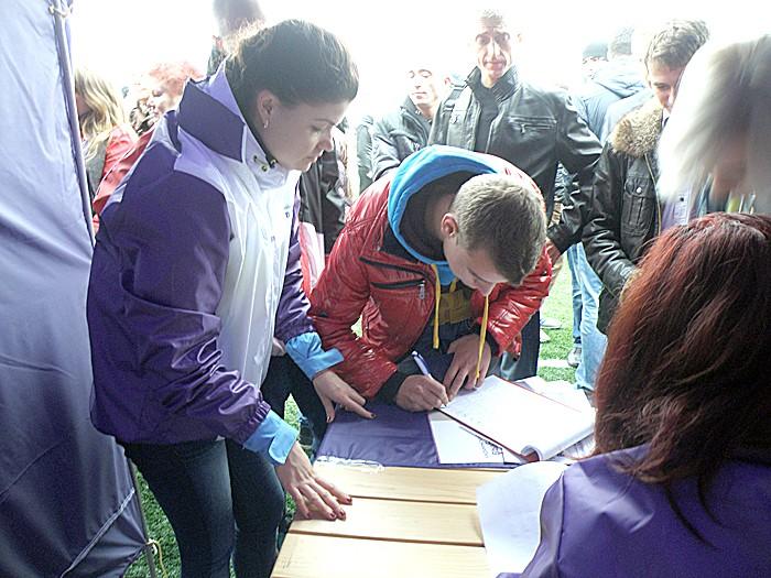 «Украинский выбор» требует установить референдум