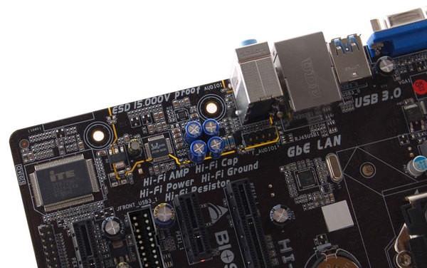 Материнка Hi-Fi H81С3 на чипе Intel H81 от Biostar