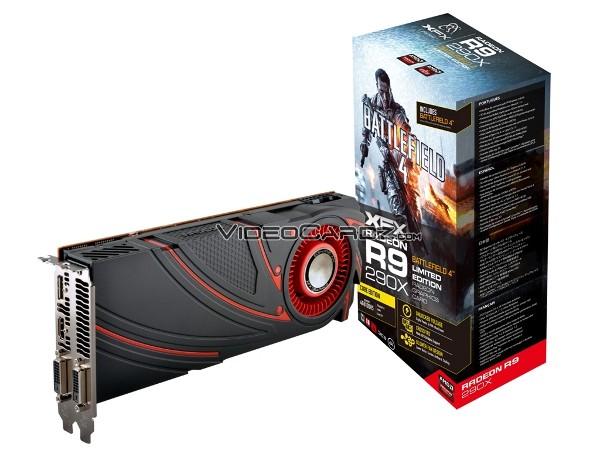 Отменяется выпуск карты памяти Radeon R9 290X от АМD