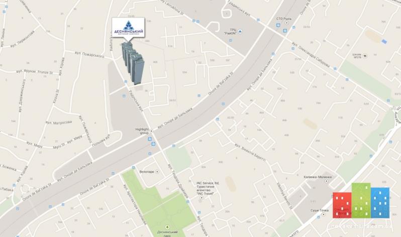 В Киеве продают квартиры в доме, который никогда не построят