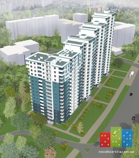 В Киеве реализуют квартиры в жилище, который никогда в жизни не возведут