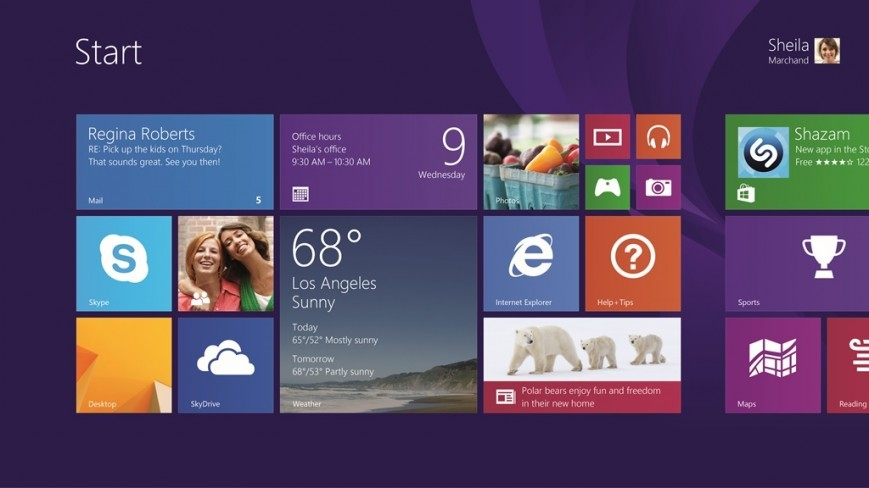 Восстановление Виндоус 8.1 доступно для клиентов Виндоус 8