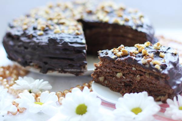 Шоколадное печенье влияет на головной мозг также, как наркотик