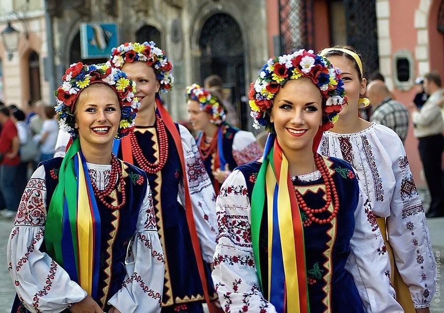 Украинцы были одними из наиболее интимных во всем мире наций