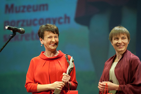 Российская публицистка стала победителем премии Angelus