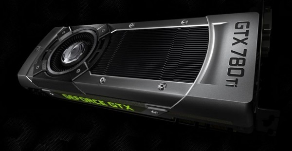Графический адаптер GeForce GTX 780 Ti от компании Nvidiа